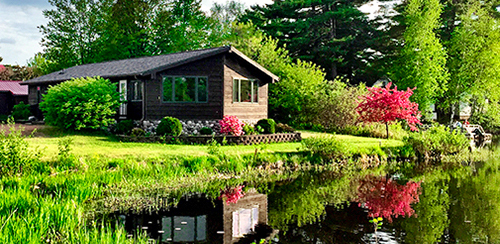 Lake Mohawksin Lodge Vacation Rental